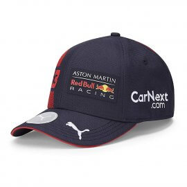 PUMA - Aston Martin - Red Bull Racing - Max Verstappen Junior Basecap - 2261001