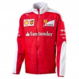 FERRARI F1 Herren New Team Softshelljacke - 761951022