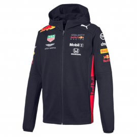 PUMA - Aston Martin - Red Bull Racing - Herren Team Kapuzen Sweater Jacke 2019 - 76251801