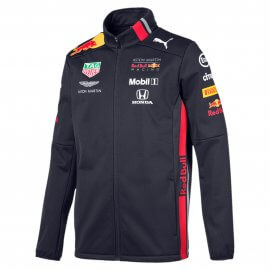 PUMA - Aston Martin - Red Bull Racing - Herren Team Softshell Jacke 2019 - 76251901