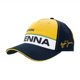 Ayrton Senna - Baseball Cap - Racing - AS-18-022