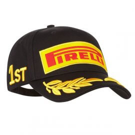 PIRELLI Podium Cap - P10PC