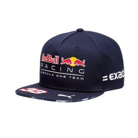 Red Bull Racing Kinder Verstappen Flat Cap