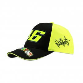 VR|46 Valentino Rossi - THE DOCTOR - Kinder Baseball Cap - FLUO - VR308103