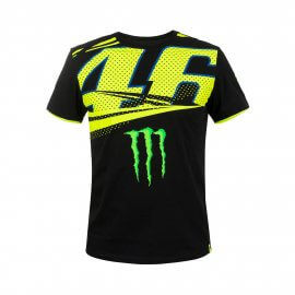 VR|46 Valentino Rossi - MONSTER ENERGY - Herren T-Shirt - VR316204