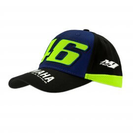 VR|46 Valention Rossi - Yamaha Factory Racing - DUAL Baseball Cap - VR361709