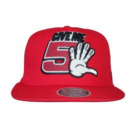 Marc Marquez 93 World Champ Flat Brim Cap