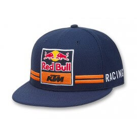 Red Bull KTM Racing - Team Flat Brim Cap - New Era - 9Forty - KTM-127788