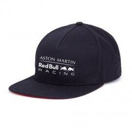 Red Bull Racing - Team Flat Cap - Gives You Wings - 170781047-502
