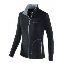 BLACK CREVICE Damen Fleece-Jacke - BCR362960