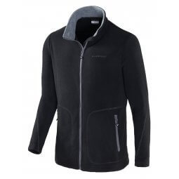 BLACK CREVICE Herren Fleece-Jacke - BCR362950
