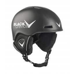 Black Crevice Kinder Skihelm Stubai - BCR143918