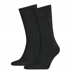 TOMMY HILFIGER Herren Classic Business Socken - 6er Pack