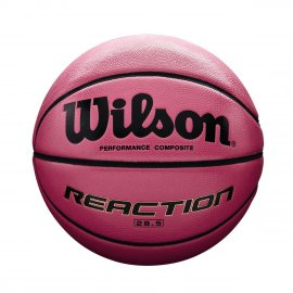 Wilson - Basketball - Reaction - Pink - WTB1218XD06