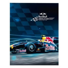 Red Bull Racing - Fleece Kuscheldecke - 170 x 130 cm - RBP006