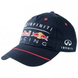 Red Bull Racing - Infiniti - TEAMLINE - Kids Cap - PB040101