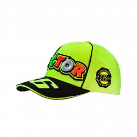 VR|46 Valentino Rossi - THE DOCTOR FLUO - Baseball Cap - VR262728