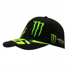 VR|46 Valentino Rossi - Monster Energy Baseball Cap - SOLE e LUNA - VR358504