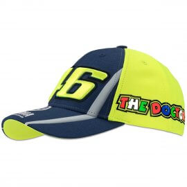 VR|46 Valentino Rossi - Yamaha DUAL - Kids Basecap - VR314603