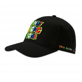 VR|46 Valentino Rossi - Damen/Herren Baseball Cap - THE DOCTOR - STRIPES - VR350004