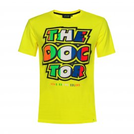 VR|46 Valentino Rossi - VR46 RACING COLORS - Herren T-Shirt - VR350101