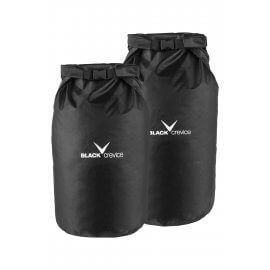 Black Crevice Dry Bag