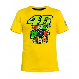 VR|46 Valentino Rossi - THE DOCTOR - Herren T-Shirt - VR204701