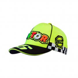 VR|46 Valentino Rossi - THE DOCTOR - Kids Baseball Cap - VR264528