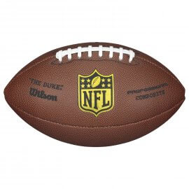 "Wilson NFL ""The Duke""  Replica - American Football - WTF1825"